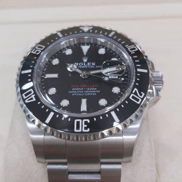 JW364 - Sea-Dweller 126600 SD43